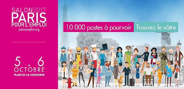 iBTS au Salon Paris pour l'Emploi