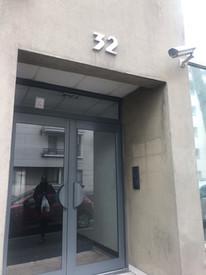 Facade 32 rue Pelloutier 92110 Clichy