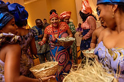 Igbo traditional wedding ceremony