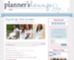 Planners Lounge article of Event Design by BE