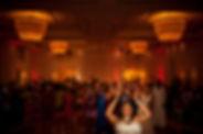 Bride throwing bouquet bouquet toss
