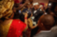 Groom dancing with mom, Igbo Wedding, spraying, money dance, Atlanta, GA Alakija Studios