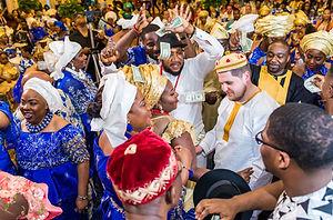 Nigerian Wedding Planner Igbo Wedding