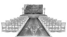 Juliana and Steven's Buford Community Center Wedding | Nigerian Wedding Planner