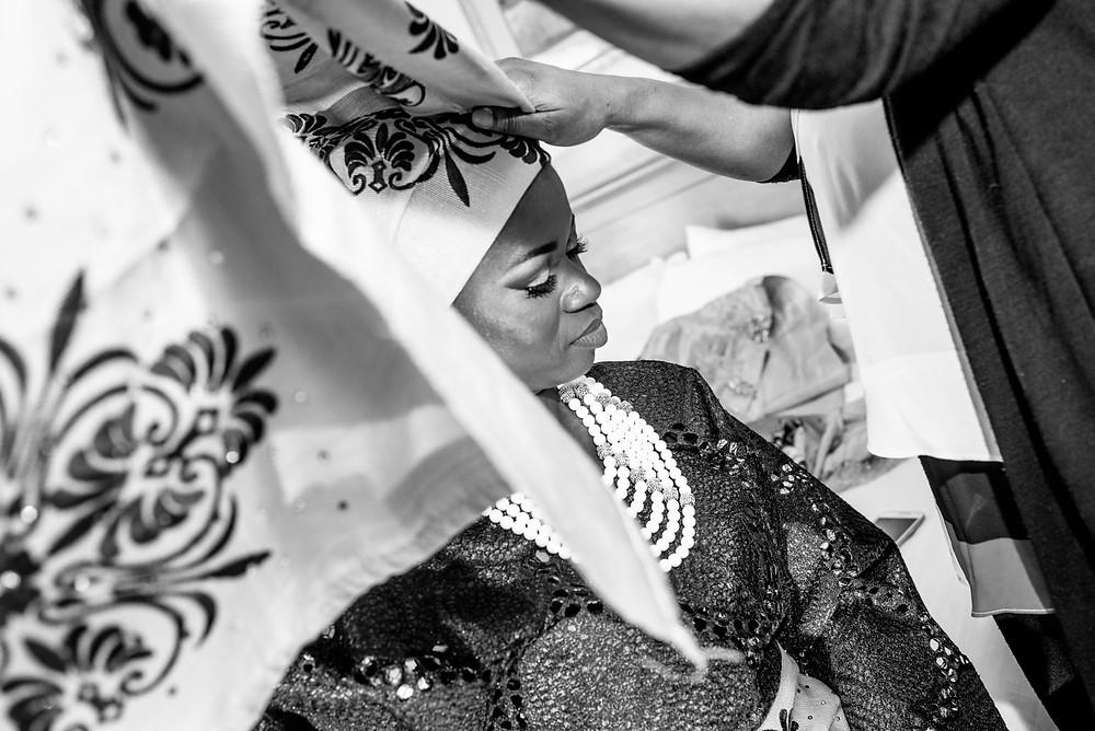 Traditional Nigerian wedding Fotos by Fola