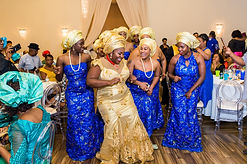 Nigerian Wedding Planner Opal Event