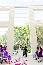 Wedding Ceremony-Jepson Center for the Arts
