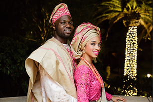 Yoruba Wedding Malibu, CA
