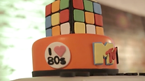 80's themed birthday party