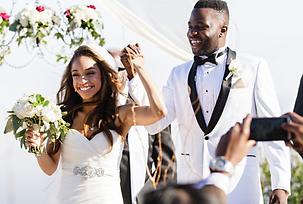 Yoruba wedding malibu, CA Nigerian wedding planner