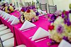 Wedding reception Table Decor-Jepson Center for the Arts-Fotos by Fola