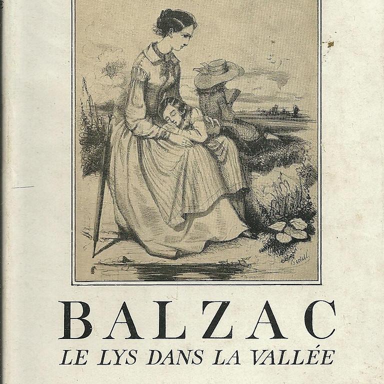 Klasikleri Okuma Atölyesi - Balzac / Vadideki Zambak