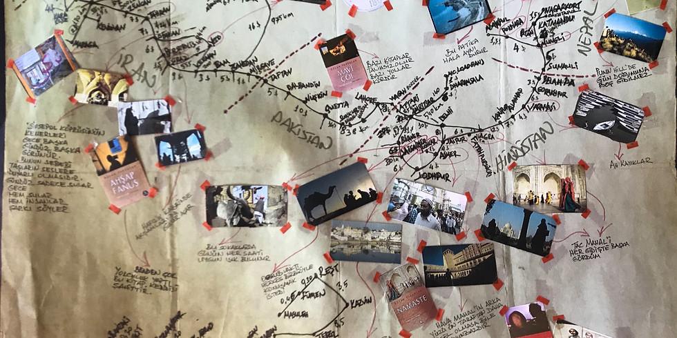 Özcan Yurdalan ile Gezi Yazarlığı Atölyesi