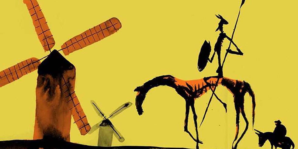 Klasikleri Okuma Atölyesi - Don Kişot