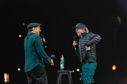 Rob Schneider & David Spade - August 2020