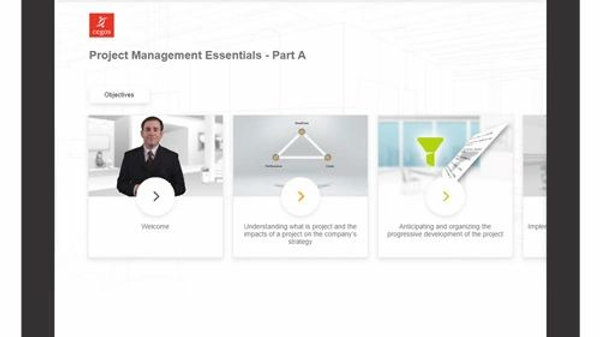 Project Management Essentials - E Learning