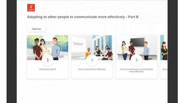 Adaptarse A Otras Personas Para Comunicarse De Manera Más Efectiva - ELearning