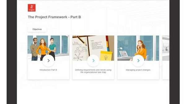 The Project Framework - ELearning