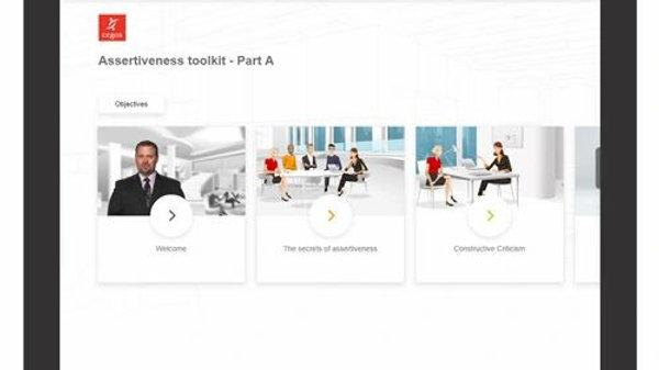 Asertividad: Kit De Herramientas - Elearning