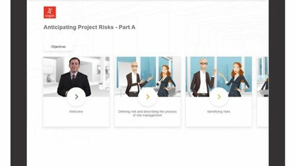 Anticipating Project Risks - ELearning