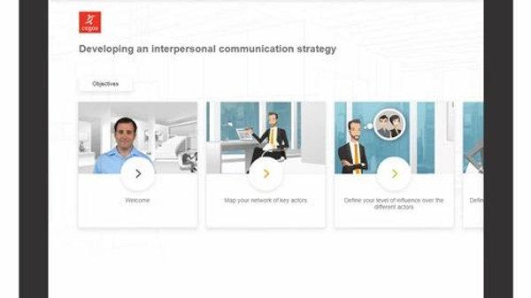 Desarrollando Una Estrategia De Comunicación Interpersonal - ELearning