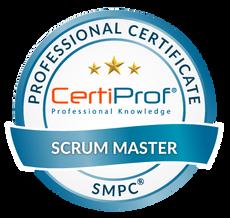 Certiprof-Scrum-Master-Professional-cert