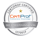 Certiprof_Certified_iso_27001_foundation