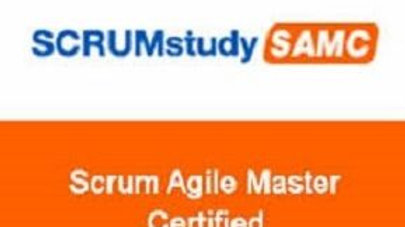 Scrum Agile SCRUM Master Certified (SACM) - E Learning