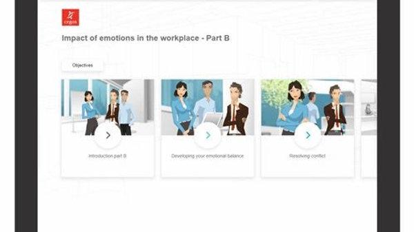 Impacto De Las Emociones En El Lugar De Trabajo - Elearning