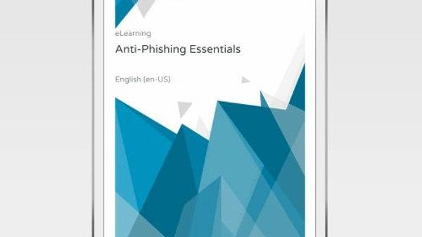 Elementos Esenciales Contra El Phishing - ELearning