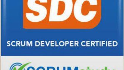 Scrum Developer Certified (SDC)