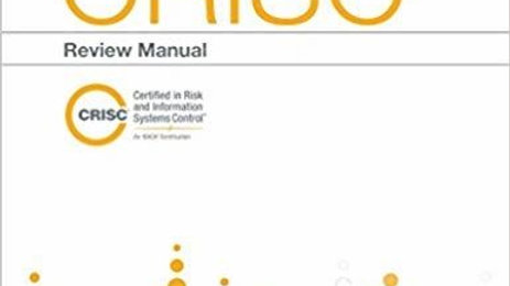 CRISC Review Manual, 6th Edition (Inglés)