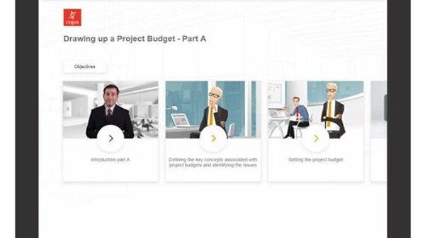 Elaboración De Un Presupuesto De Proyecto - ELearning