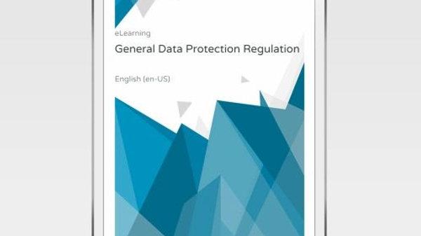 Conciencia Reglamento General De Protección De Datos - ELearning