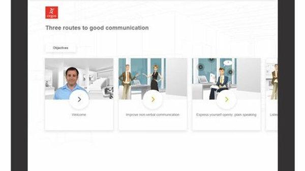 Tres Rutas Para Una Buena Comunicación - ELearning