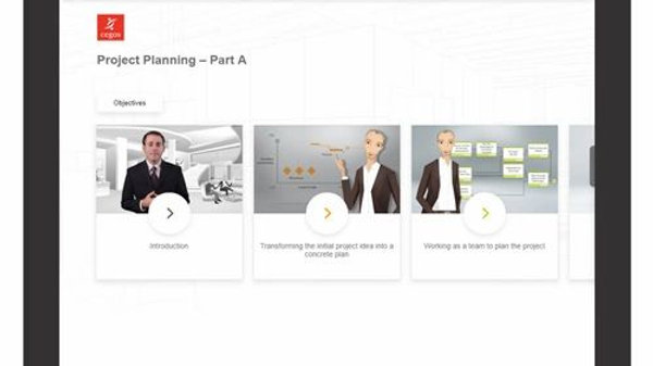 Planificación De Proyectos - E Learning