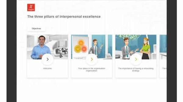 Los Tres Pilares De La Excelencia Interpersonal- Elearning