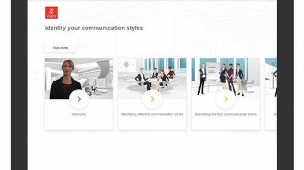 Identifica Tus Estilos De Comunicación - ELearning