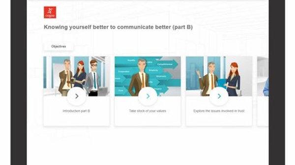 Conócete Mejor Para Comunicarte Mejor - ELearning