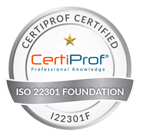 Certiprof_Certified_iso_22301_foundation