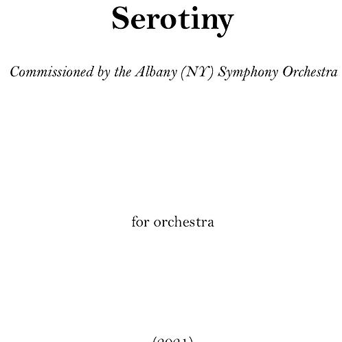 Serotiny