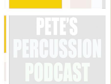 Pete's Percussion Podcast Episode 256 - Alexis C. Lamb