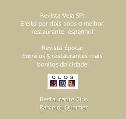 Restaurante Clos