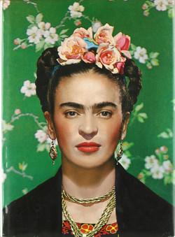 Frida Kahlo, no Inst. Tomie Ohtake