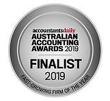 icon-wealth Finalist Fast Growing Award