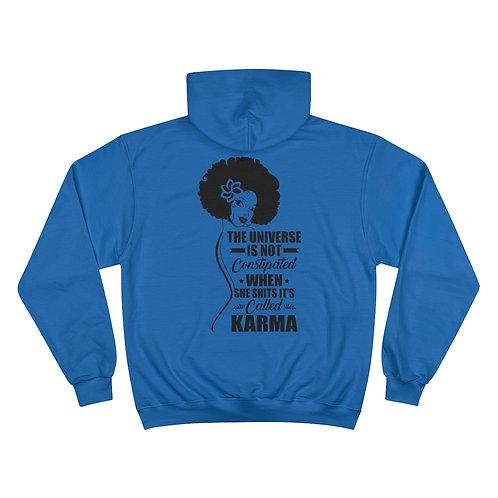 Karma Champion Hoodie