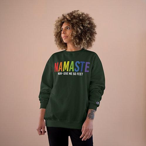 Namaste Champion Sweatshirt