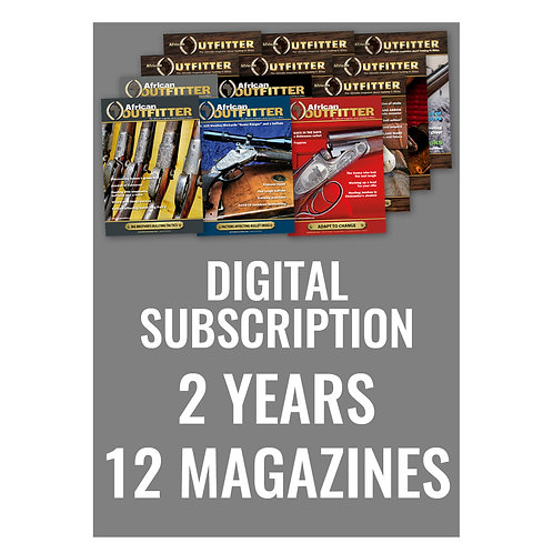 Digital 2 Year Subscription