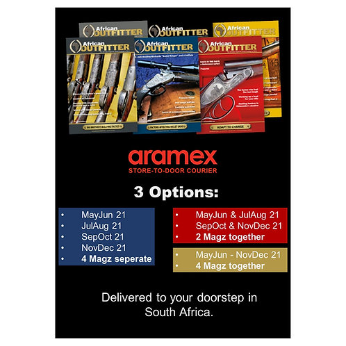 South Africa - Aramex 2021