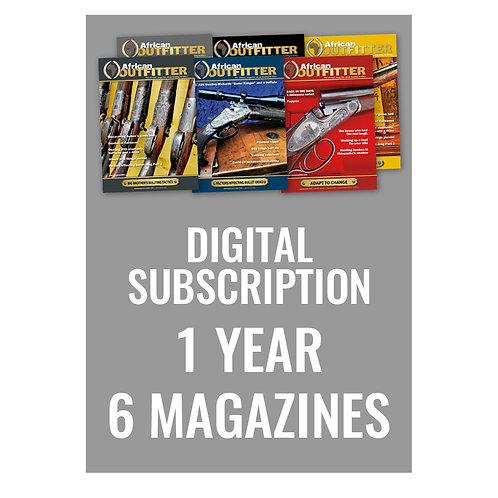 Digital 1 Year subscription